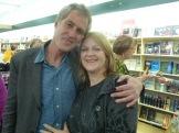 Ben Davies and Trish Donald