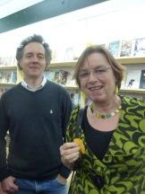 Chris and Dr Liz Ellis