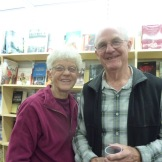 Jean and Barry Squire